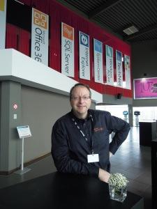 Luc Vande Velde: coordinator and organisor